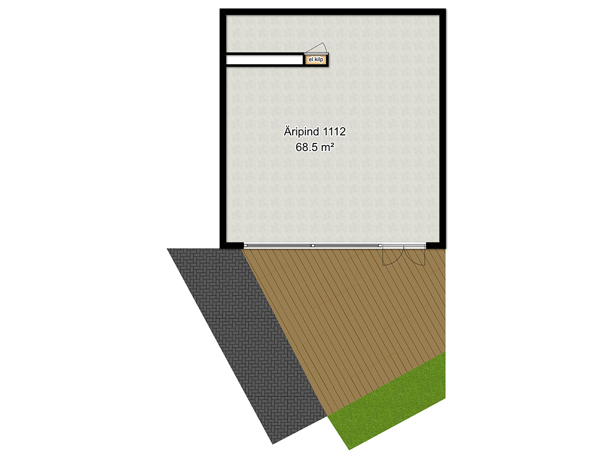 Apartment no 1112 plan